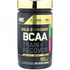 ON BCAA Train + Recover