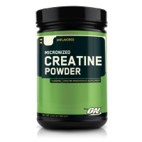 Optimum Nutrition Micronized Creatine Powder, 300g