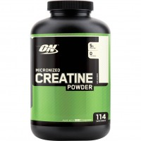 Optimum Nutrition Micronized Creatine Powder, 600G